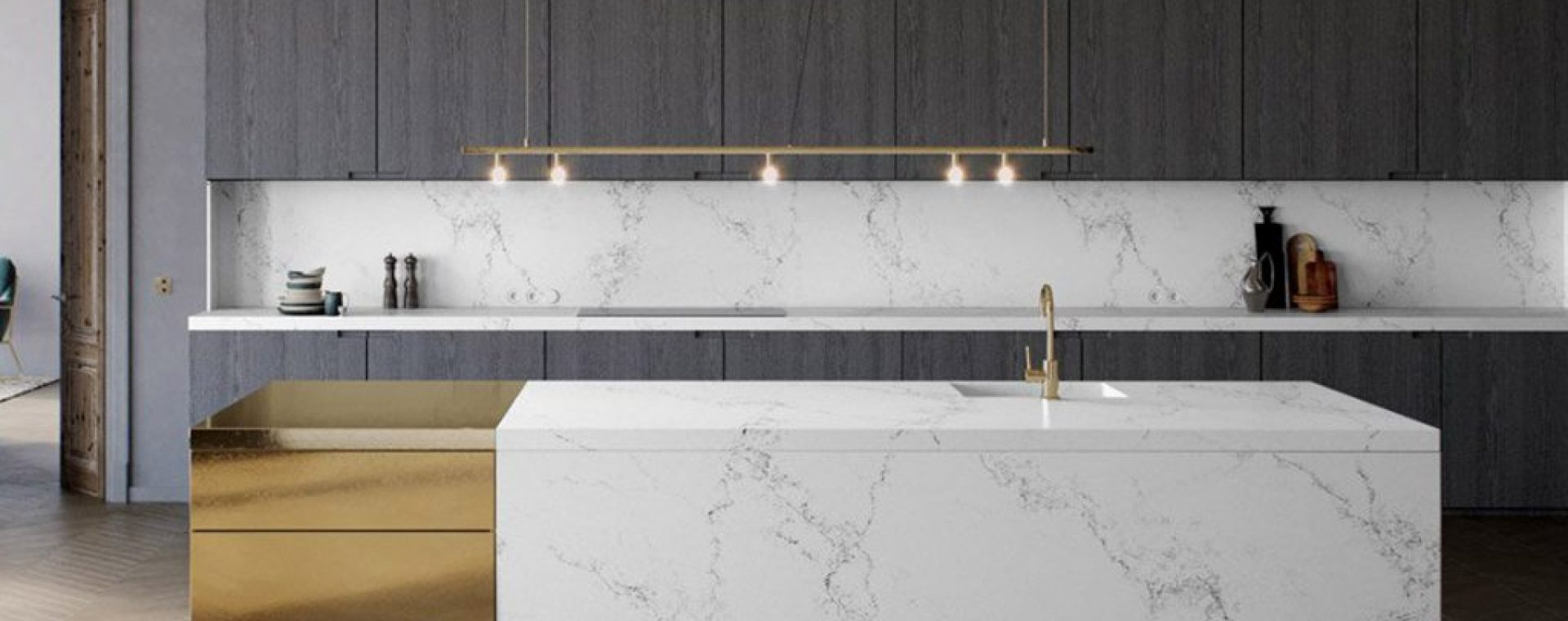 Beautiful Worktops made from a variety of materials