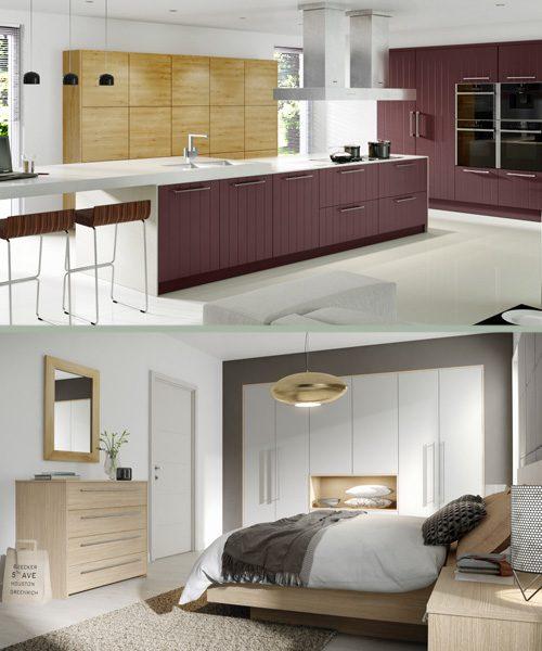 kitchen-bedroom